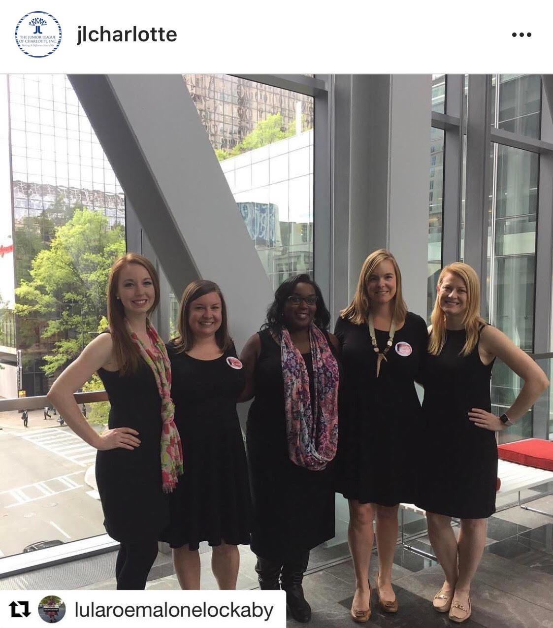 1a5f7743140f Little Black Dress Initiative | Junior League of Charlotte